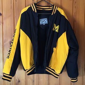 Michigan Wolverines XL Jacket